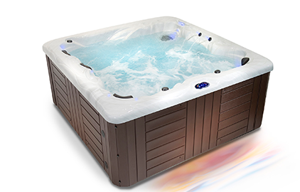 Healthy Living Hot Tub Model hl8