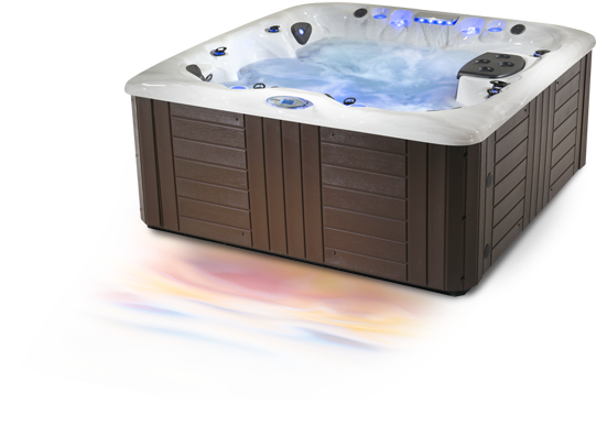 Legend Series Hot Tub