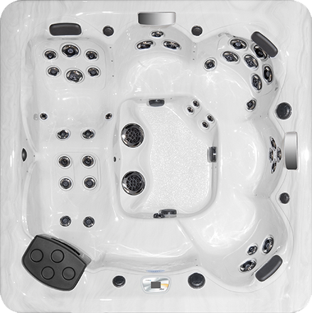 Twilight hot tub Model TS 8.2
